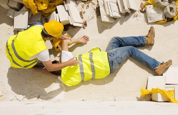 Odszkodowania Irlandia - wypadek w pracy